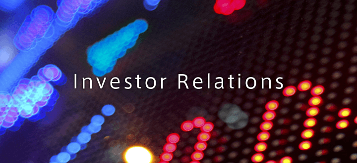 Investor Relations | MEDIPAL HOLDINGS CORPORATION